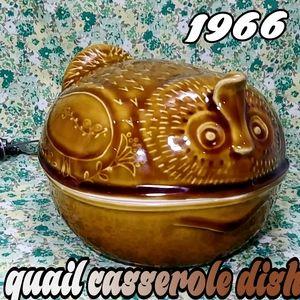 MCM enviromental ceramics casserole/ dish
